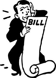 Easy Power Plan - Bills