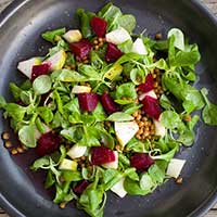 The Kidney Disease Solution - Salad