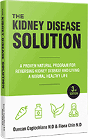 The Kidney Disease Solution - eBook