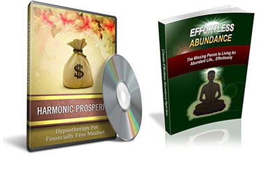 Manifesting Abundance Pendant - Bonus