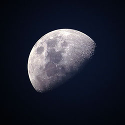 Moon Reading - Moon Sign