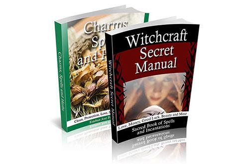 Witchcraft Secret Manual
