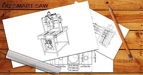 DIY Smart Saw - Plans